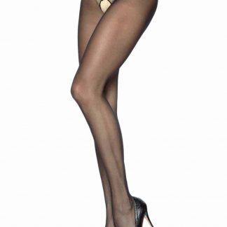 Leg AvenuePlus Size Crotchless Pantyhose