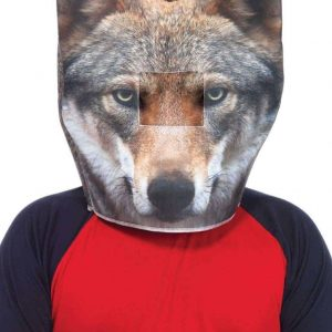 Leg AvenueFoam Wolf Head Mask