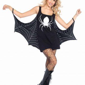 Leg AvenueJersey Spiderweb Dress