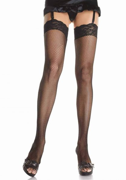 Leg AvenuePlus Size Fishnet Stockings