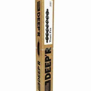DEEP'R DR04 Black | 70 cm. Ø 7.30 cm.