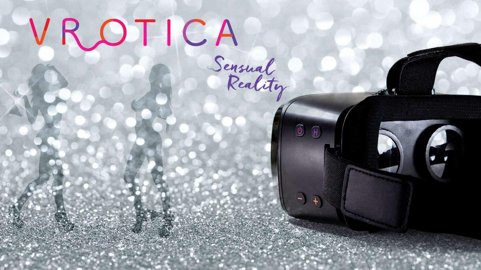 Vrotica VR Porn Headset