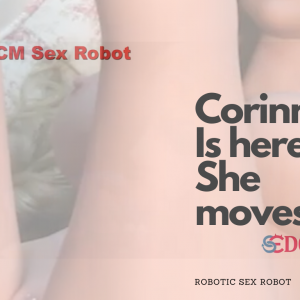 SE Doll 158cm TPE Robotic Doll Corinna